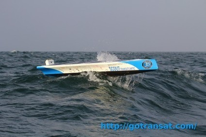 Designing an Autonomous Transatlantic Boat | Robots and Robotics | Scoop.it