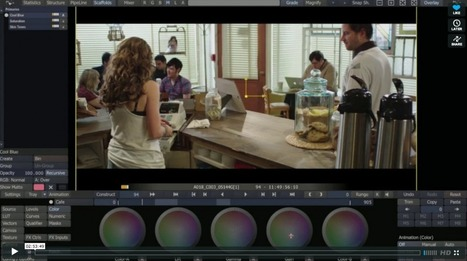 Over 6 Hours of Free Colour Grading & VFX Training | On-Set Postproduction | Scoop.it