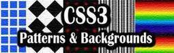 CSS3 Backgrounds and Patterns Gallery | CodiCode | Scoop.it