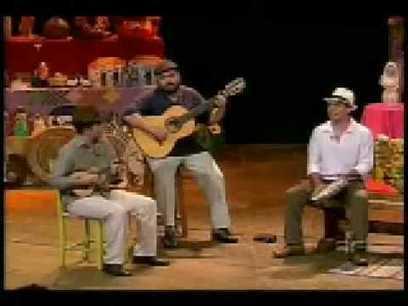 Old school samba: Trio Gato com Fome   Havaianas Brazil culture   Scoop.it