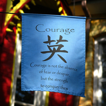 The Bamboo Project : Finding Courage | Creative Facilitation and Coaching | Scoop.it
