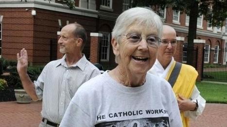 84-jährige Nonne knackt Amerikas «Uran-Festung» | Neues Leben - Jetzt | Scoop.it