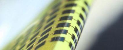 Des cellules photovoltaïques ultrafines pour les vêtements connectés | Energies Renouvelables | Scoop.it
