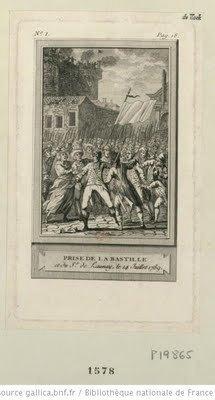 La gazette des ancêtres: Les grandes périodes de la police parisienne : l'époque révolutionnaire | GenealoNet | Scoop.it