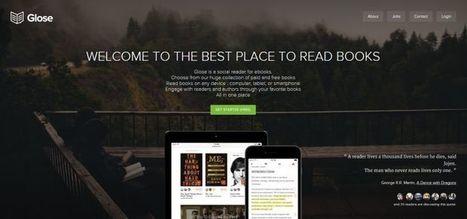 Glose,  plataforma social de libros electrónicos, lanza su aplicación para Android | Educacion, ecologia y TIC | Scoop.it