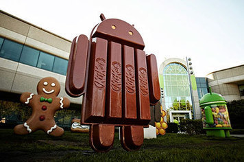 Google to stuff KitKat smartwatch in your Halloween bag – reports | Technology Posts | Scoop.it