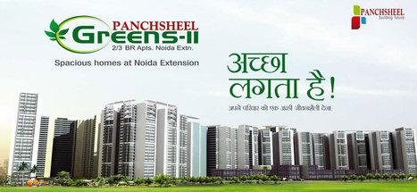 Panchsheel Greens 2 , Panchsheel Greens 2 Noida Extension | Panchsheel Greens 2 | Scoop.it