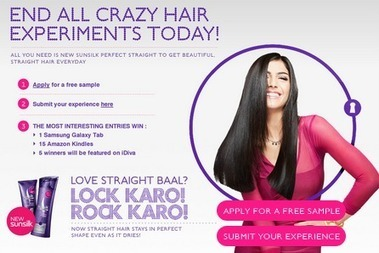 After The Straight Hair Experiment On Social Media, Sunsilk Launches 'Perfect Straight' | Business 2 Community | Digital-News on Scoop.it today | Scoop.it