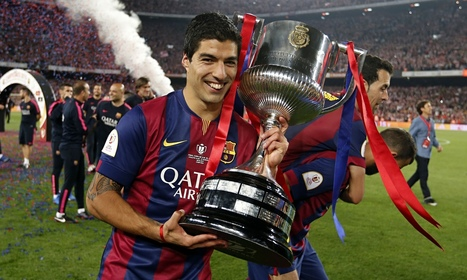 Luis Suárez's European journey finds its apex at last in Champions League final - The Guardian | AC Affairs | Scoop.it