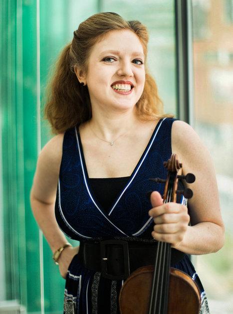 Years After a Calamity, Rachel Barton Pine Prospers   Opera   Scoop.it