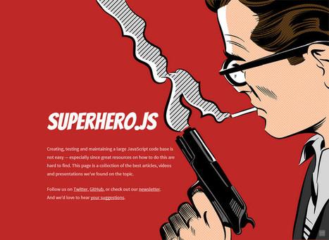 Superhero.js | Good stuff online | Scoop.it