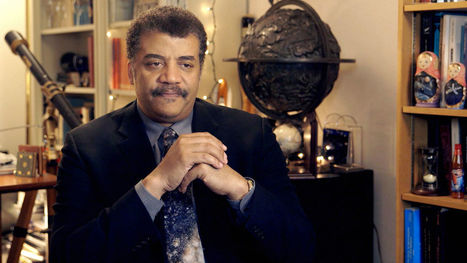 Neil deGrasse Tyson Stomps The Notion Of Left Vs. Right Brain, Salutes Jon Stewart, And Explains The Soul Of Creativity | Cogitation Supremacy | Scoop.it