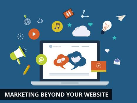 Marketing Beyond Your Website | KenKindtSignworld | Scoop.it