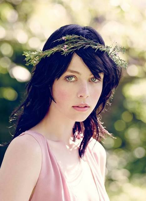 The Next Brit Thing | Edie Campbell Photograph by... | special scoops | Scoop.it