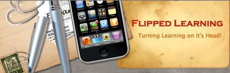 Flipped Learning | Turning Learning on It's Head! | Screencasting & Flipping for Online Learning | Scoop.it
