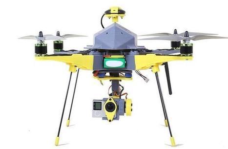 Conoce a Mosquito: un dron modular personalizable basado en la impresión 3D | Creatividad en la Escuela | Scoop.it