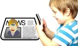 Augmented reality mobile application helps kids read newspapers - QR Code Press   Mobile Publishing of News   Scoop.it