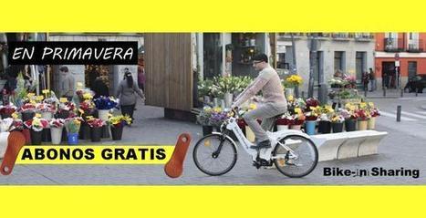 Si eres coworker disfruta del abono gratis de marzo de Bike-In Sharing | Utopic_US | En busca de nuevas formas de trabajar | Scoop.it