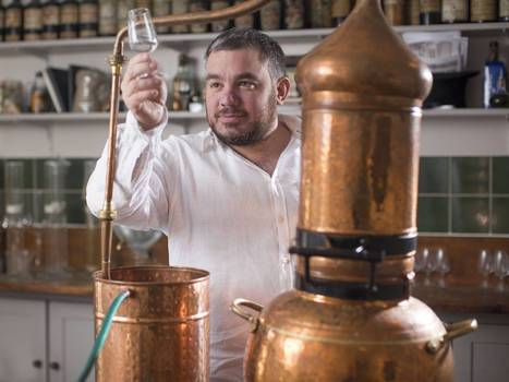 The rise and rise of Mother's Ruin: Gin is back... and this time it's sophisticated   Local Food Systems   Scoop.it