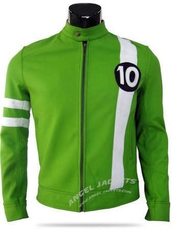 Ben 10 Leather Jacket | Black Friday & Cyber Monday Deals | Scoop.it