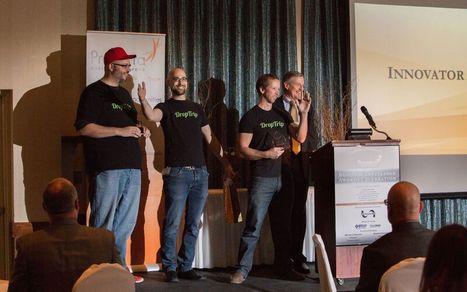 DropTrip Wins 2015 Prospera Innovator Of The Year Award - DropTrip | DropTrip - Shipping Reimagined | Scoop.it