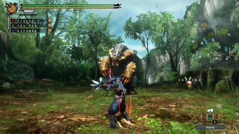 Like Monster Hunter? Can Draw? Then Capcom Wants You To Design A Weapon | monster hunter | Scoop.it