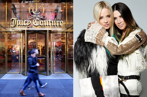 How Juicy Couture's founders built a fashion empire with $200 - New York Post   art   Scoop.it