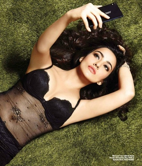 In Pictures : Neha Sharma's Hottest Photoshoot for FHM India Magazine | Celebrity latest News and Photos (Bollywood and hollywood) | Scoop.it