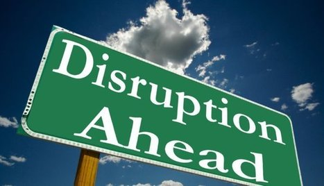 The Disruptive Road Ahead for the Legal Industry   Disrupting Everything   Scoop.it