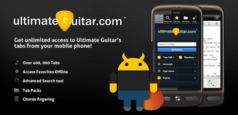 Download Ultimate Guitar Tabs v 1.7.4 w/ Tab Pro & Guitar Tools Apk : Android Center | .APK | Bernd | Scoop.it