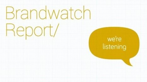 Radio & Social Media: Listening to the Listeners [infographic] - Business 2 Community | The Twinkie Awards | Scoop.it