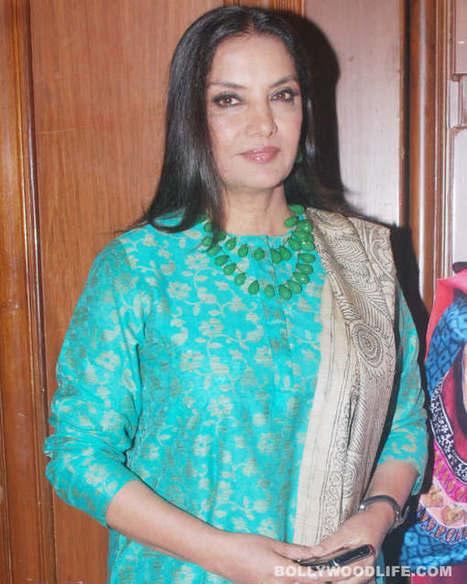 Don't commodify woman's sensuality, urges Shabana Azmi   Bollywood News & Gossip   Scoop.it