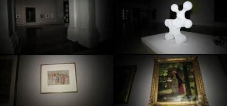 Une nuit au musée... dans la peau d'un robot ! | Cabinet de curiosités numériques | Scoop.it