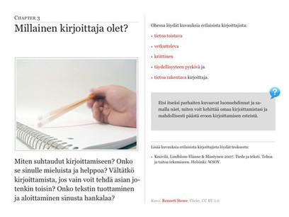 iTunes - Books - Kirjoittajan apu by Anne Leppänen & Tuija Rautio | Opeskuuppi | Scoop.it