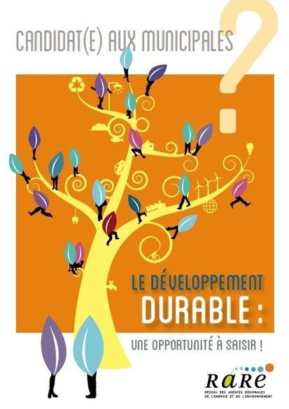 Le développement durable au cœur des élections municipales | Institutionnels | Scoop.it