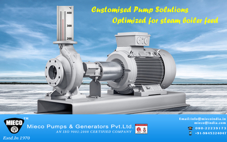 boiler feed pumps manufacturers | Food Processing Pumps in Bangalore | Scoop.it