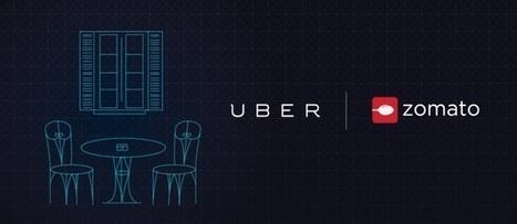 @Zomato riding high with @Uber, buys again - | ALBERTO CORRERA - QUADRI E DIRIGENTI TURISMO IN ITALIA | Scoop.it