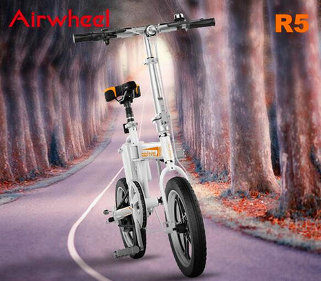 Airwheel Stand and Sit Self Balance Scooter Is Highly Praised As Mainstream Way to Travel | Press_Release | Scoop.it