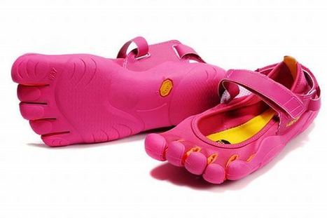 Vibram Five Fingers Sprint Peach Women's   share and want   Scoop.it
