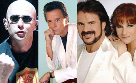 Los 10 músicos más ricos de la Argentina: la lista oficial de la revista Forbes | Musica | Scoop.it