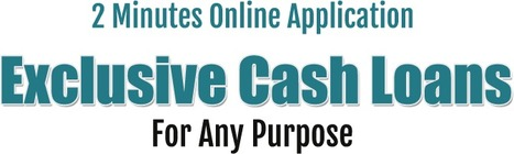 Cash Loans Today- Avail Cash Advance On The Same Day | Cash Loans Today | Scoop.it