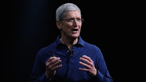 Comment Tim Cook a anéanti la campagne de pub de l'iPhone | Be Marketing 3.0 | Scoop.it