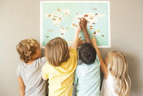 6 ways for teachers to promote global awareness | Children Inspire Design | Global Awareness in the High School Spanish Classroom | Scoop.it