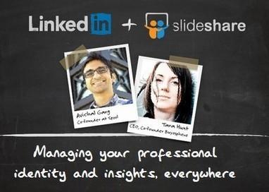 LinkedIn s'offre SlideShare pour 119M$ | Comment exploiter la page entreprise LinkedIn ? | Scoop.it