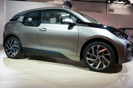 "The ultimate ""Butt Ugly"" BMW All-Electric i3 