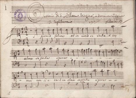 A 388 - Le Babillard | La reine vierge et religieuse d'Alessandro Stradella renaît à Nepi | Arcana | Scoop.it