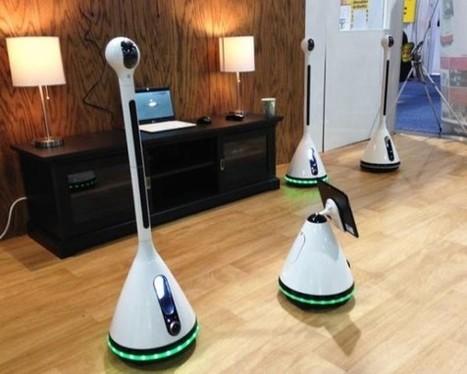 Future ROBOT : des robots pour la domotique et la surveillance | Une nouvelle civilisation de Robots | Scoop.it