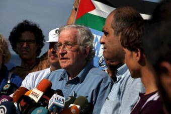 Interview with Noam Chomsky about Gaza - Sabbah Report | real utopias | Scoop.it
