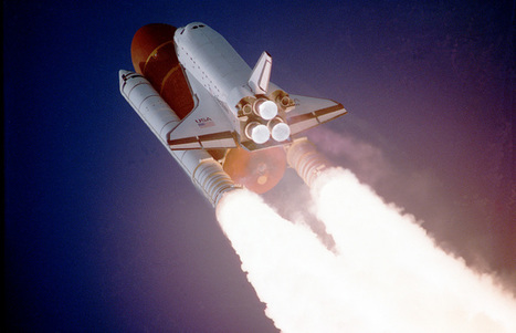 Trent'anni di voli dello Space Shuttle della Nasa | Planets, Stars, rockets and Space | Scoop.it