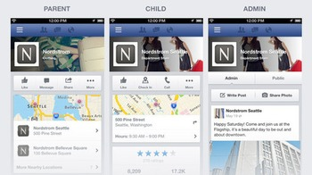 New mobile layout for Facebook Pages now available | Business in a Social Media World | Scoop.it